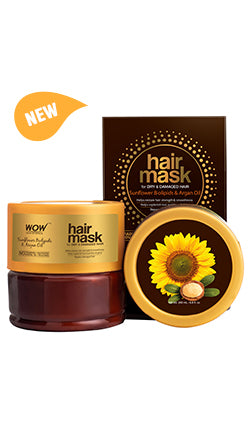 WOW Skin Science Hair Mask for Dry & Damaged Hair