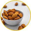 Almond Extract - Key ingredient of WOW Skin Science ubtan face wash