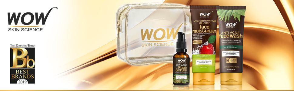 WOW Skin Science Radiance Booster Travel