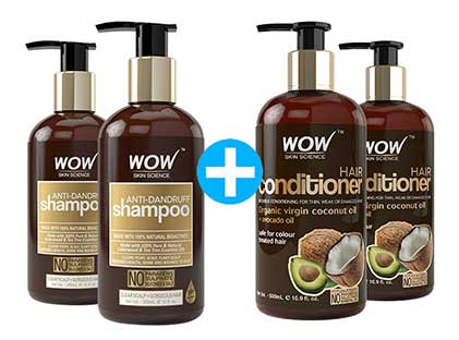 best Anti Dandruff Shampoo india