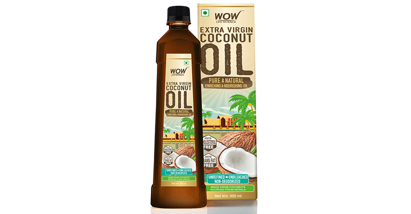 coconut extra virgin oil