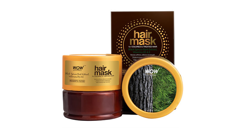 Hair Mask for Colored & Treated Hair