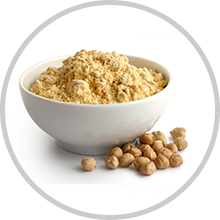 Chickpea Flour KEY INGREDIENTS of WOW Skin Science Ubtan face wash