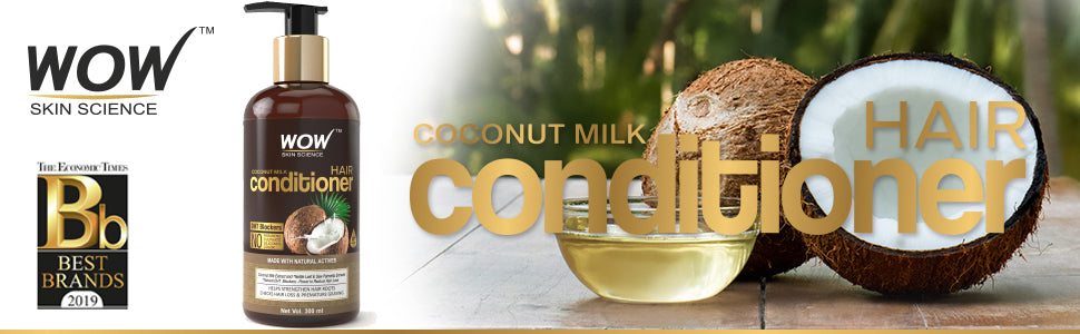 WOW CoconutMilk Conditioner