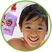 WOW Skin Science Kids Strawberry 3 in 1 Tip to Toe Wash - Shampoo + Conditioner + Bodywash that Excellent for hair and skin