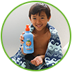 WOW Skin Science Kids Orange 3 in 1 Tip to Toe Wash - Shampoo + Conditioner + Bodywash that Excellent for hair and skin