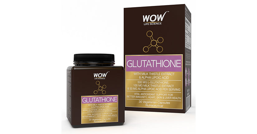 WOW Life Science Glutathione Capsules