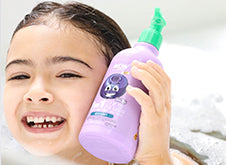 WOW Skin Science Kids Blueberry 3 in 1 Tip to Toe Wash - Shampoo + Conditioner + Bodywash step3
