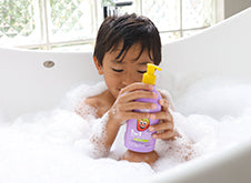 WOW Skin Science Kids Mango 3 in 1 Tip to Toe Wash - Shampoo + Conditioner + Bodywash step2