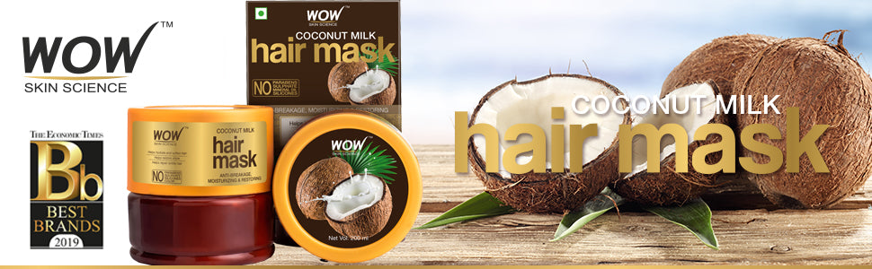 WOW Skin Science Hair Mask