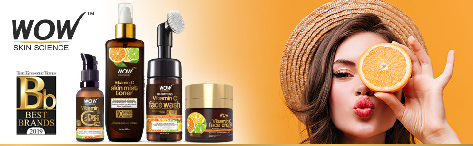 WOW Skin Science Ultimate Vitamin C Skin Care Kit