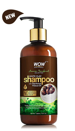 WOW AR Collection White Clay Shampoo