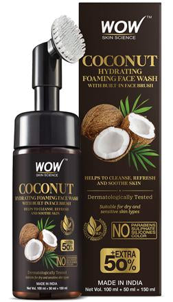 WOW Skin Science Coconut Face Wash