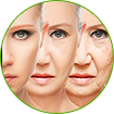 Reduces age spots on face