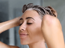 WOW Skin Science Intensive Repair Shampoo and Revitalize step1