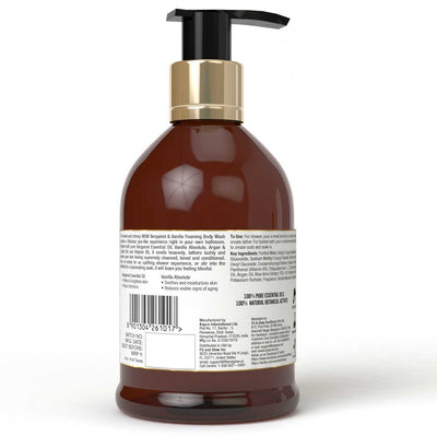WOW Skin Science Vanilla And Bergamot Body Wash - 300 mL - BuyWow
