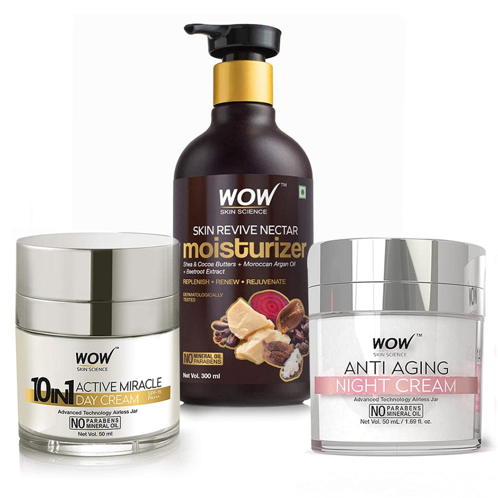 WOW Skin Science 24X7 Ever Youthful Skincare Kit - BuyWow