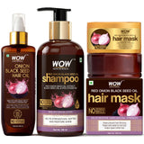WOW Skin Science Ultimate Hair Restoration Kit