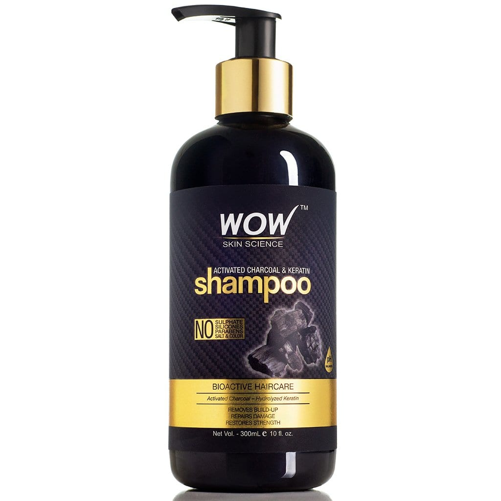 WOW Skin Science Ultimate Charcoal Hair & Skin Care Kit - BuyWow