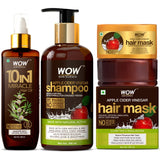 WOW Skin Science Lush & Lustrous Hair Kit