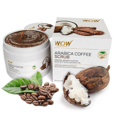 WOW Skin Science Arabica Coffee Scrub - BuyWow