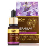WOW Skin Science Geranium Essential Oil - 15 ml - BuyWow