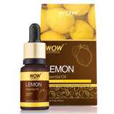 WOW Skin Science Lemon Essential Oil - 15 ml