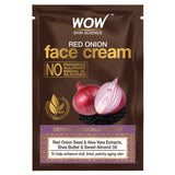 SAMPLER: WOW Skin Science Red Onion Face Cream - 5 ml - SACHET