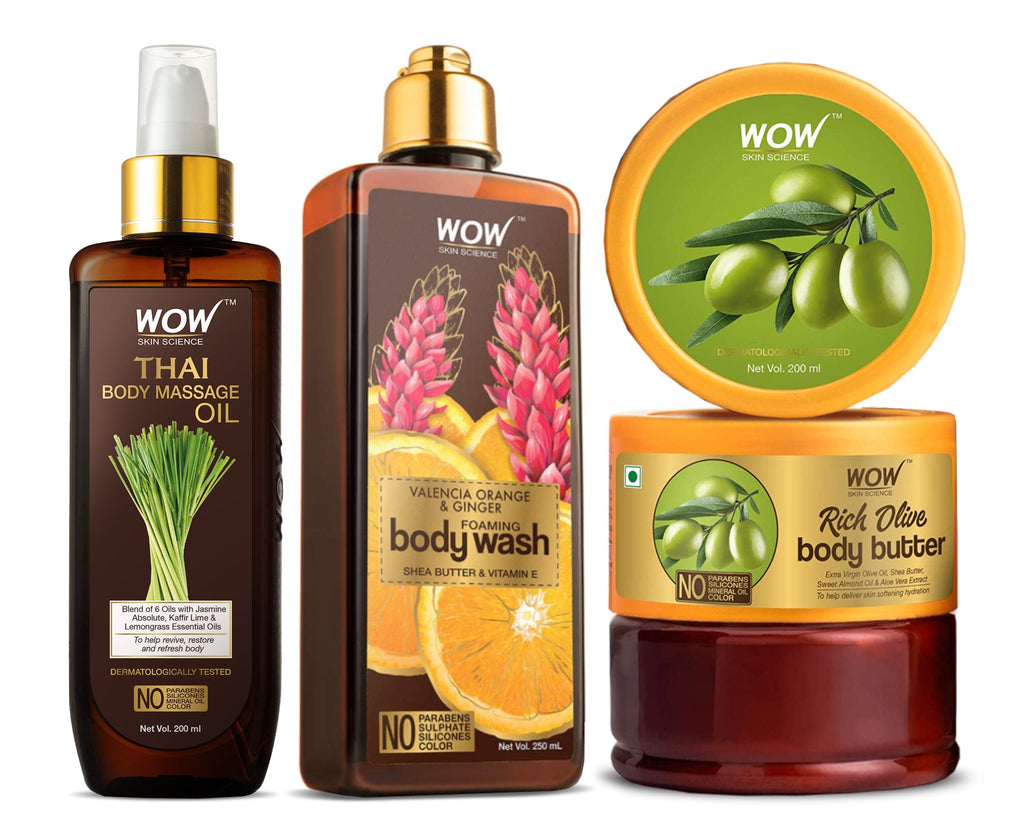 Body Care Regime (Weekend grooming-I)