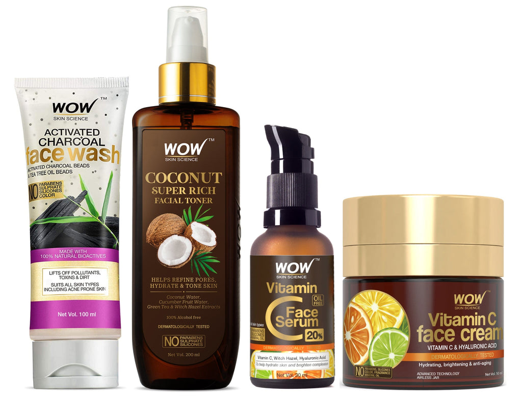 Glow Care Regime (Day)
