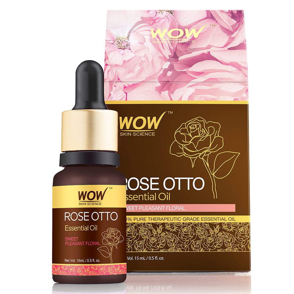 WOW Skin Science Rose Otto Essential Oil - BuyWow