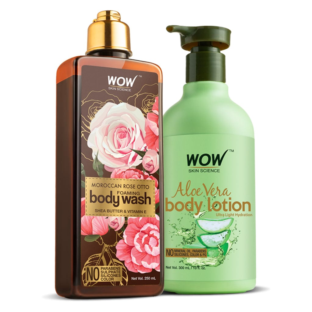 WOW Skin Science Nourish Skin Regime - BuyWow