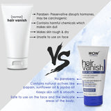 WOW Skin Science Hair Vanish For Men - No Parabens & Mineral Oil - 100 ml - BuyWow