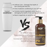 WOW Skin Science Hair Loss Control Therapy Conditioner - 300 ml - BuyWow