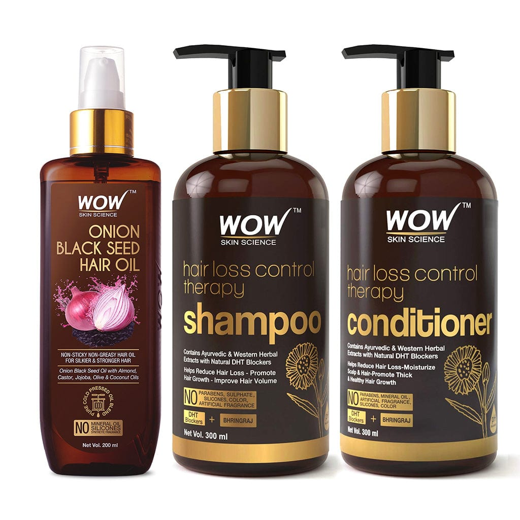 WOW Skin Science Hair Loss Control Regime - BuyWow