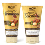 WOW Skin Science Moroccan Argan Oil Shampoo + Conditioner 350ml