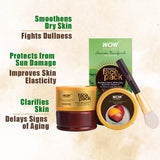 WOW Skin Science - Amazon Rainforest Collection - Mineral Face Pack with Rainforest White Clay and Burti Oil - 200 ml - BuyWow