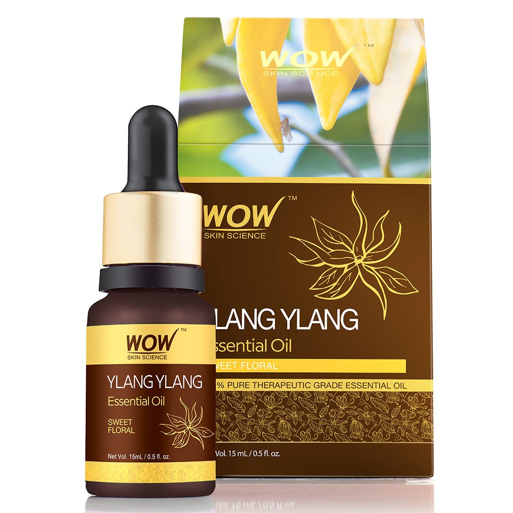 WOW Skin Science Ylang Ylang Essential Oil - 15 ml - BuyWow
