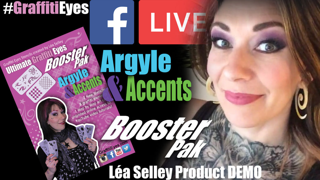 Argyle Accent kit showcase - Facebook live demo!