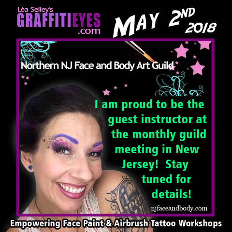 New Jersey Guild Meeting - May 2, 2018