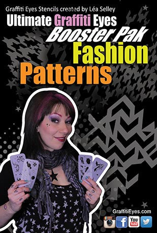 Fashion Patterns Booster Stencils