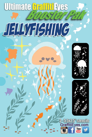 * NEW * JellyFishing Booster Pak