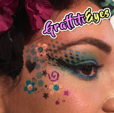 Portland, OR - Tues March 6, 2018 - GraffitiEyes Face Painting Class - Perfect stencil transfer techniques!