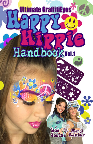 Happy Hippie Handbook Vol 1 - Digital