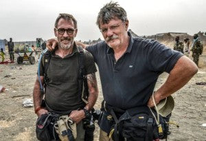 Pelton and Freccia in Sudan