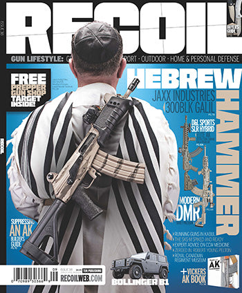 Issue 38 of RECOIL Magazine