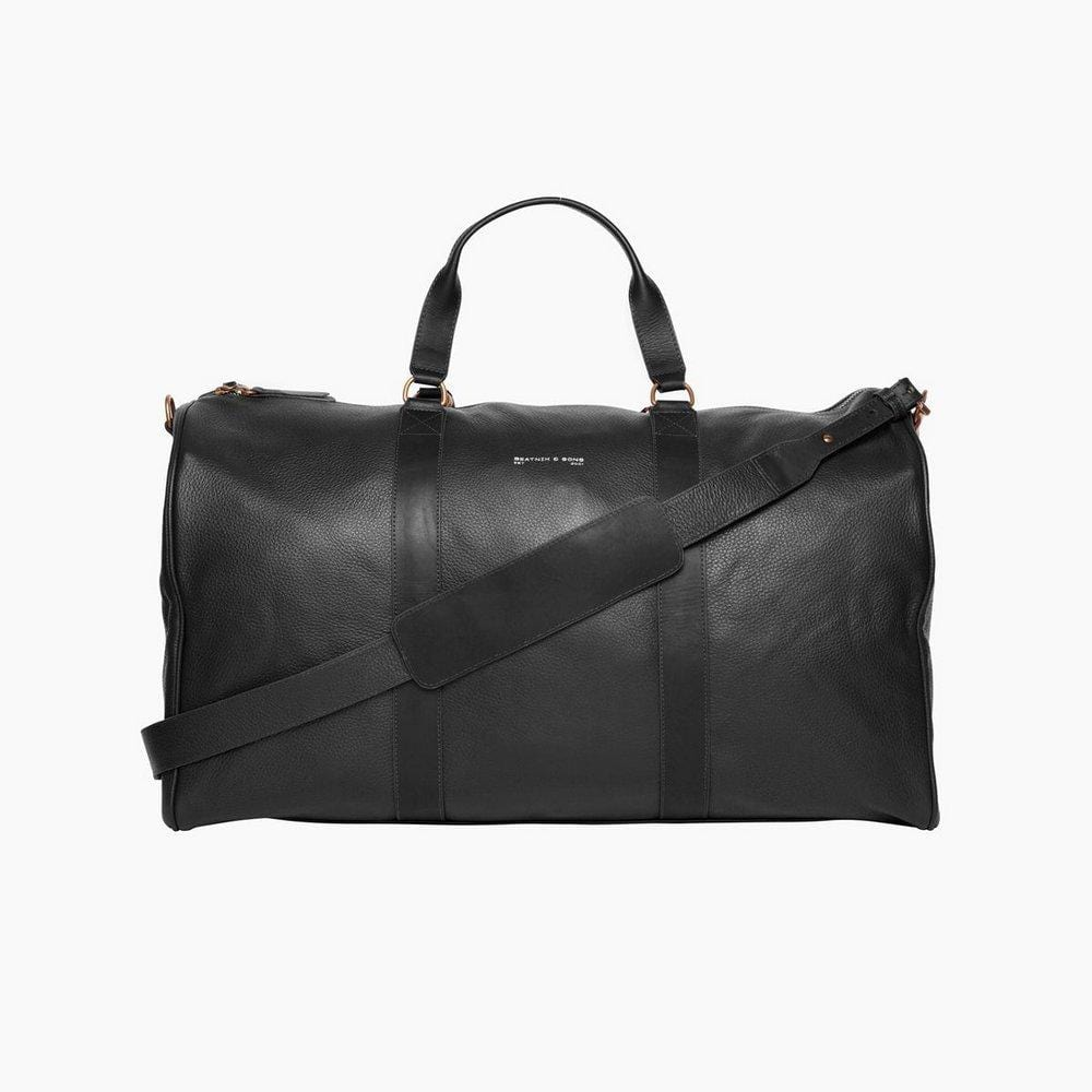 the Kerouac dufflebag - Beatnik & Sons