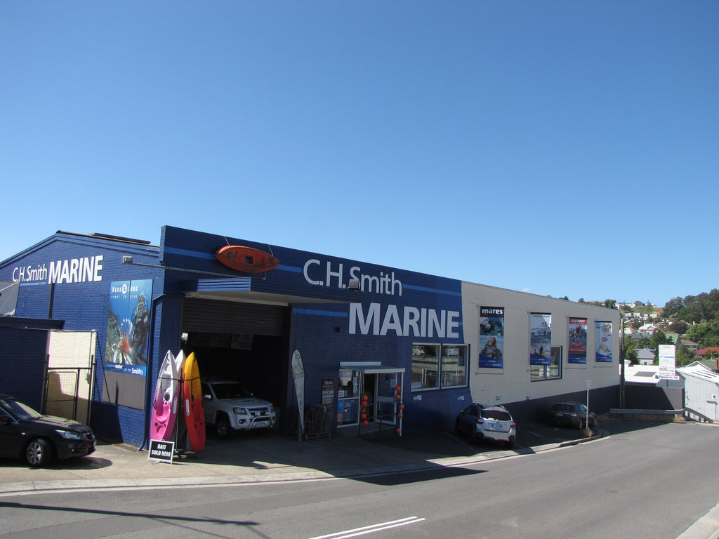 About C.H. Smith Marine Launceston