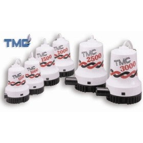 TMC BILGE PUMP 12V 19MM OUTLET 500 GPH
