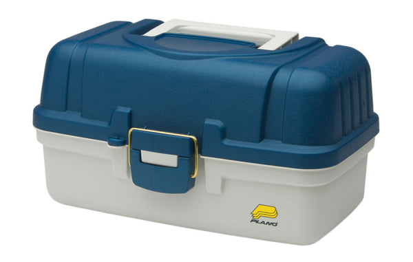 TWO TRAY TACKLE BOX
